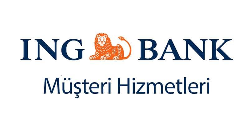 ING Bank Müşteri Hizmetleri