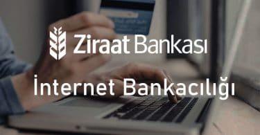 ziraat bankası internet bankacılığı