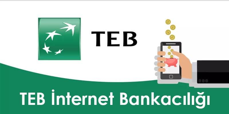 teb internet bankacılığı